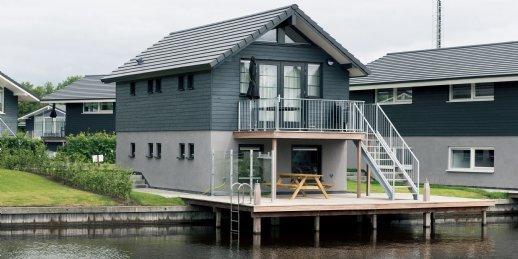 Waterpark Sneekermeer 6 Pers Ferienhaus Komfort
