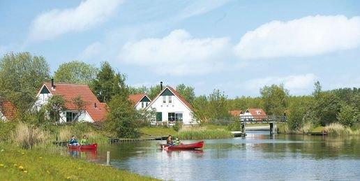 Ferienhaus Natuurdorp Suyderoogh - 4-Pers.-Landhaus (355196), Lauwersoog, , Groningen, Niederlande, Bild 6