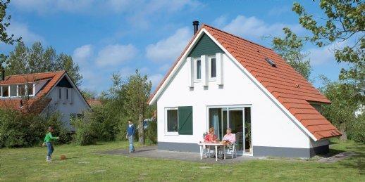 Landal Natuurdorp Suyderoogh | 4-persoonsbungalow | type 4B2 | Lauwersoog, Groningen