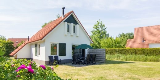 Landal Natuurdorp Suyderoogh | 6-persoonsbungalow | type 6C | Lauwersoog, Groningen