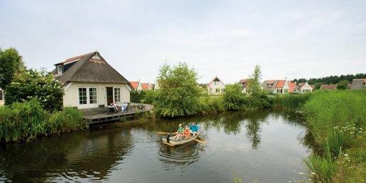 Landal Domein De Schatberg | 12-persoonsbungalow - luxe | type 12GL | Sevenum, Limburg