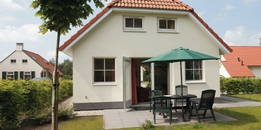 Landal Domein De Schatberg | 4-persoonsbungalow - comfort | type 4B1 | Sevenum, Limburg