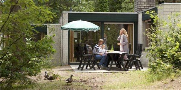 Landal Het Vennenbos | 8 persoonsbungalow Comfort | type 8C | Hapert, Noord Brabant