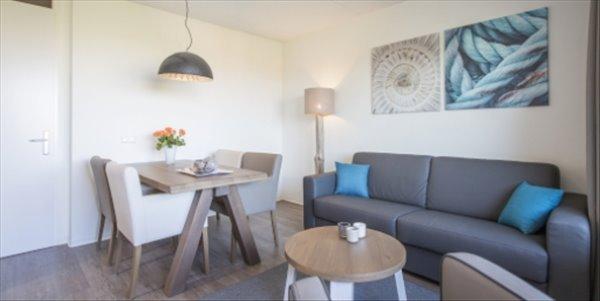 Landal Vlieduyn | 2 persoonsappartement comfort | type 2CA | Oost Vlieland, Waddeneilanden