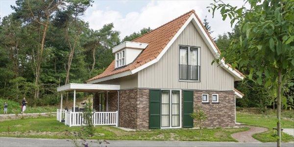 Landal De Vers | 6 persoonsbungalow luxe | type 6L | Overloon, Noord Brabant