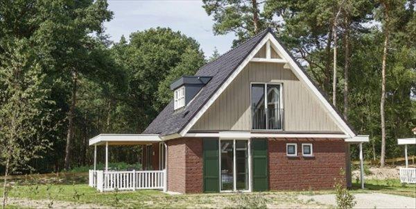 Landal De Vers | 10 persoonslandhuis luxe | type 10L | Overloon, Noord Brabant