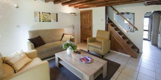 Ferienhaus Village les Gottales - 4-Pers.-Ferienhaus (355260), Trois-Ponts, Lüttich, Wallonien, Belgien, Bild 2