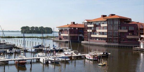 Landal Waterparc Veluwemeer | 4 persoonsappartement comfort | Type 4B1 | Biddinghuizen, Flevoland