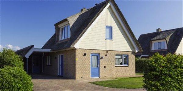 Landal Villapark Vogelmient | 6 persoonsvilla | type 6DLs | De Koog, Texel