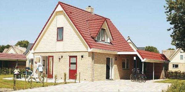 Landal Villapark Vogelmient | 4 persoonsvilla | type 4Bs | De Koog, Texel
