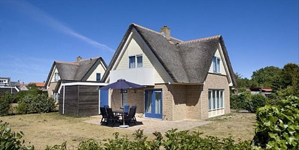 Landal Villapark Vogelmient | 4 persoonsvilla comfort | type 4B | De Koog, Texel