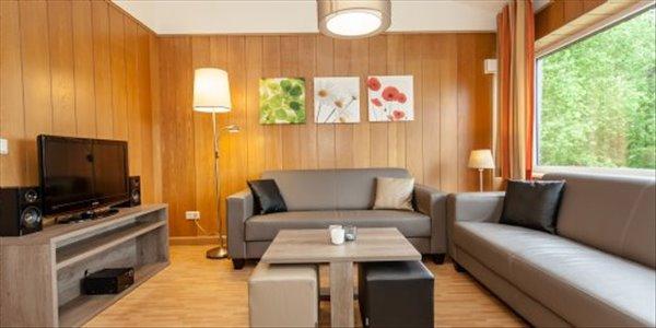 Landal Warsberg | 4-persoonsbungalow - comfort | type 4C | Saarburg, Triererland