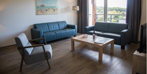 Landal West Terschelling | 6-persoonsappartement - comfort | type 6CA | West-Terschelling