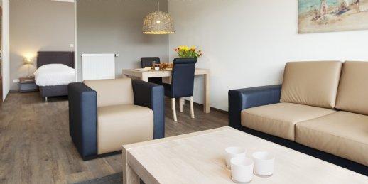 West Terschelling 2 Pers Apartment Komfort
