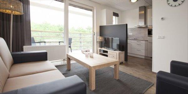 Landal West Terschelling | 4 persoonsappartemen comfort | type 4CA | West Terschelling