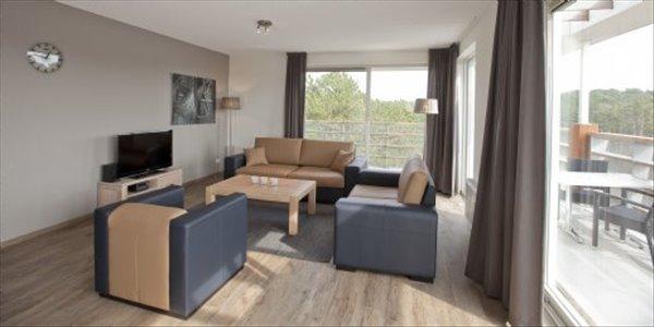 Landal West Terschelling | 6 persoonsappartement luxe | type 6LA | West Terschelling