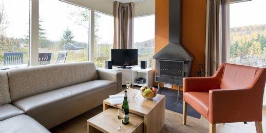 Wirfttal - 6-Pers.-Ferienhaus - Komfort  Ferienhaus in der Eifel