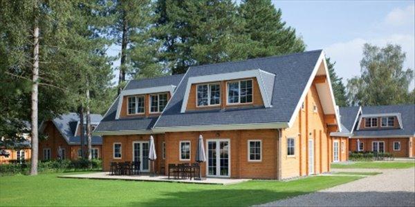 Landal Mooi Zutendaal | 12 pers. bungalow | type 12C | Zutendaal, Belgisch Limburg, België