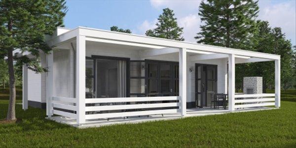 Landal Mooi Zutendaal | 4-pers. villa | type 4CE1 | Zutendaal, Belgisch Limburg, België